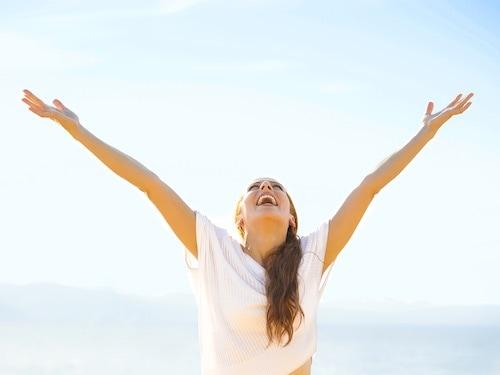 Positiv denken, Optimismus