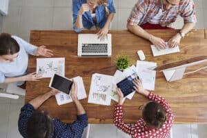 Zusammenarbeit im Team optimieren